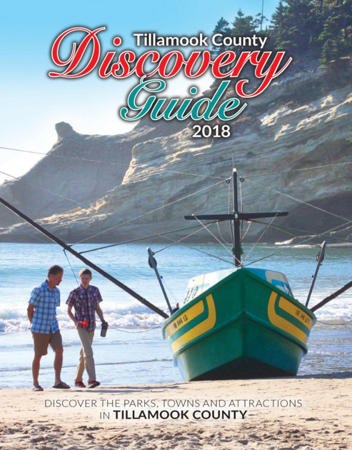 Tillamook County Discovery Guide 2018